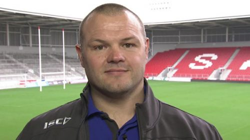 Keiron Cunningham Joins Leigh Centurions As Head Of Rugby