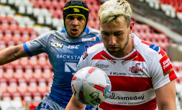 Fitfield Ltd. Become The Third Centurions Kit Sponsor To Renew Their Deal