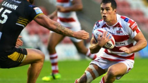 Daniel Mortimer Re-Signs With Leigh Centurions