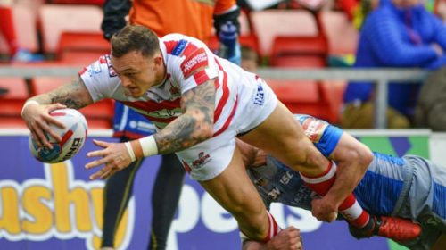 Matty Dawson Remains With Leigh Centurions