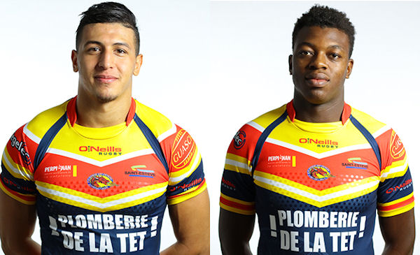 French Duo Sign Up For The Centurions