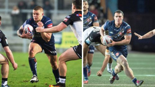 Saints Pair Sign One Year Loan Deals With Centurions