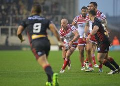 Leigh 14 – 22 Wigan