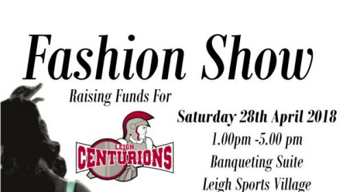 SuperLeigh To Hold Its Second Fashion Show On 28th April