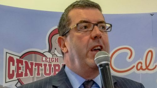 Mike Latham Appointed Chairman Of Leigh Centurions
