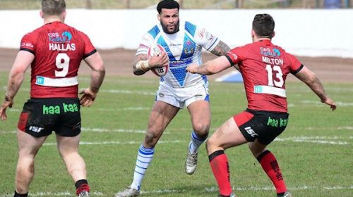 Centurions Confirm The Signing Of Ryan Bailey