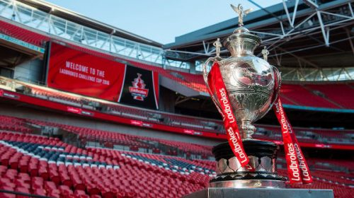 Ladbrokes Challenge Cup Final: Tickets On Sale