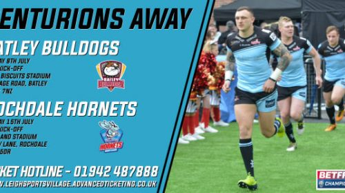 Batley And Rochdale Tickets Remain On Sale