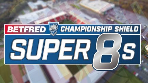 Tickets For Last Three Remaining Betfred Championship Shield Games On Sale Now