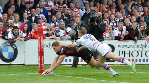 Jonny Pownall Returns To Leigh Centurions