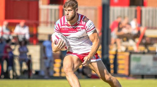 Nick Gregson Returns To Leigh Centurions