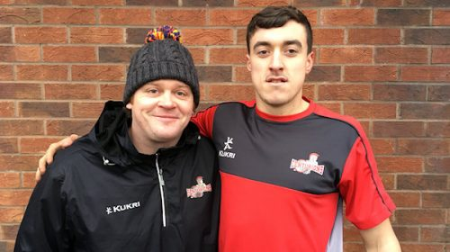 Leigh Centurions Sign England Lions Under 19s International Brad Holroyd