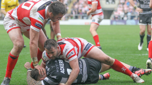 Centurions Announce Squad For Dewsbury