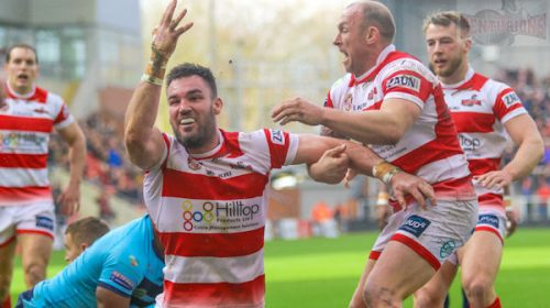 Batley Bulldogs Vs Leigh Centurions On Sale Now!