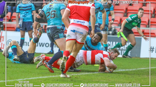 Leigh 29 – 20 Featherstone