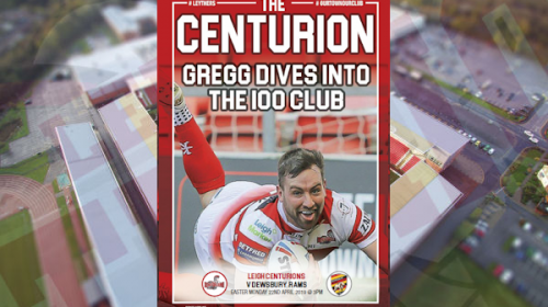 Download Easter Monday's Match Day Magazine Free Of Charge