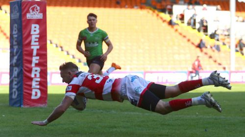 Leigh 36 – 22 Widnes