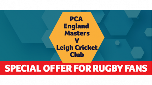 Leigh Cricket Club Offer Great Deal To Centurions Fans
