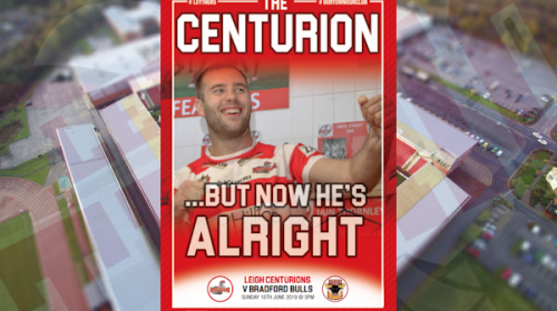 Download The Programme For Leigh Vs Bradford Now!