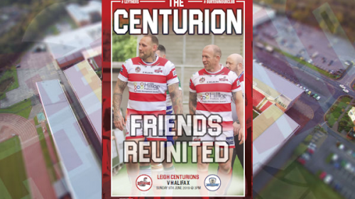 Download The Halifax Match Day Programme Free Of Charge!