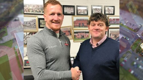 Jordan Thompson Returns To Leigh Centurions
