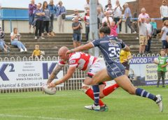 Featherstone 24 – 20 Leigh