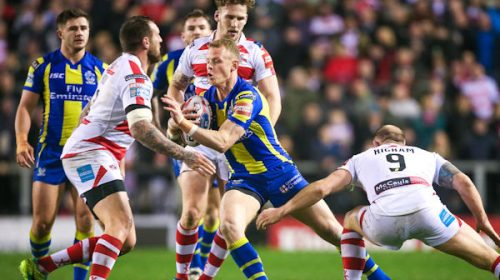 Kevin Brown Joins Leigh Centurions On Loan