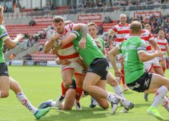 Leigh 34 – 22 Widnes