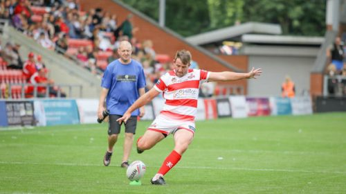 Martyn Ridyard Becomes The Third Player To Score 2000 Points For Leigh