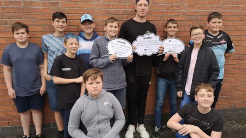 Leigh Centurions Join Forces With RECLAIM To Fight Male Negative Stereotypes
