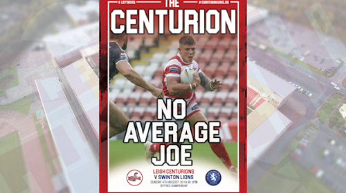 Download The Leigh Vs Swinton Programme Now, Free Of Charge!