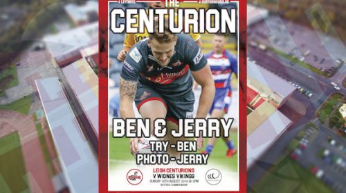 Download The Leigh Centurions Vs Widnes Vikings Programme Free Of Charge