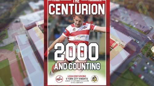Download This Week's Special 2019 Review Edition Of The Centurion Magazine Free Of Charge