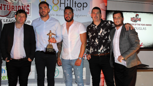 Leigh Centurions Sign Off 2019 With Their End Of Season Awards Night