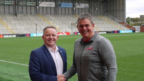 Aaron Adams Joins Leigh Centurions Operational Board Of Directors