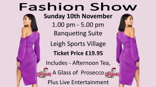 SuperLeigh To Hold Their Annual Fashion Show on 10th November