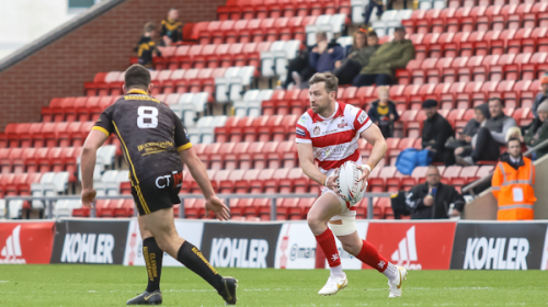 Gregg McNally Extends Stay With Leigh Centurions