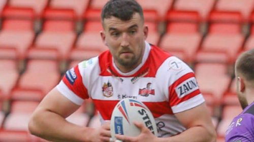 Sam Brooks Signs New Deal At Leigh Centurions