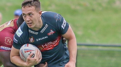 Liam Forsyth Commits To Leigh Centurions For 2020