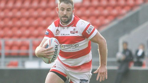 Martyn Ridyard Signs New Leigh Deal Ahead Of Testimonial Season