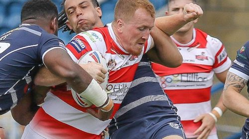 Jordan Thompson Re-Signs For Leigh Centurions